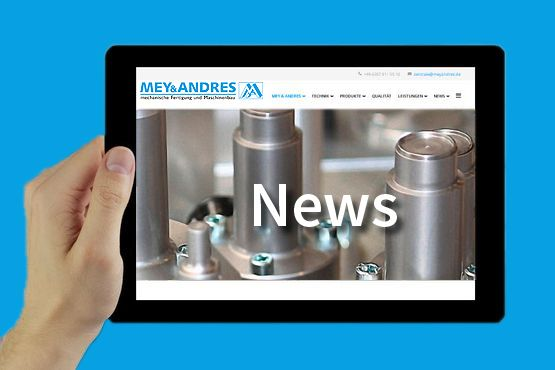 News von Mey & Andres in Oyten